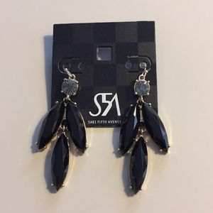 NWT Saks Fifth Avenue Earrings